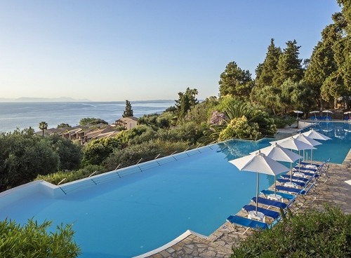 Aeolos Beach Resort Perama