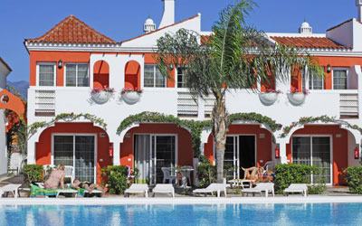 Cordial Green Golf Bungalows Maspalomas